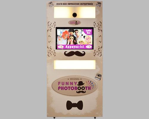 Louez votre photobooth pour de réels moments de convivialité